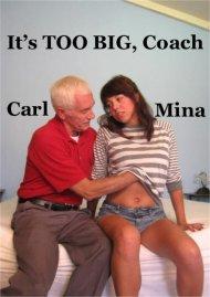 It's Too Big, Coach Porn Video