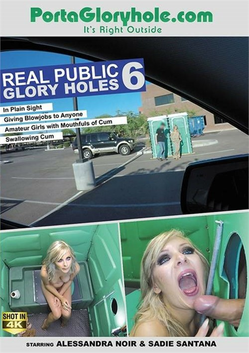 Real Public Glory Holes 6