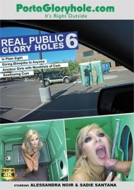 Real Public Glory Holes 6 Porn Movie