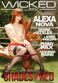 Axel Braun's Shades Of Red
