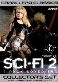 Sci-Fi 2 (4 Pack)