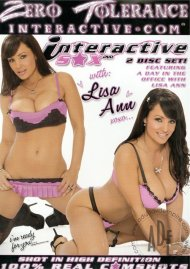 Interactive Sex with Lisa Ann