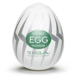Tenga Easy Beat Egg - Thunder