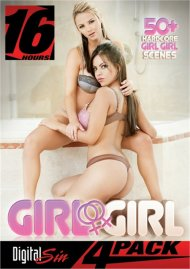 Digital Sin 4-Pack: Girl Girl