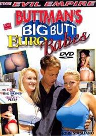 Buttman's Big Butt Euro Babes