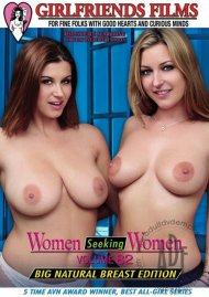 Women Seeking Women Vol. 82: Big Natural Breast Edition