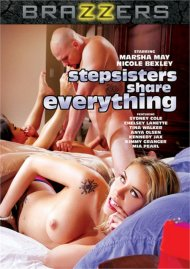 Stepsisters Share Everything Porn Video