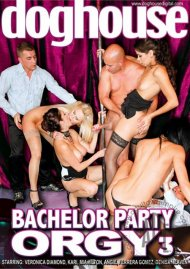 Bachelor Party Orgy 3 Porn Video