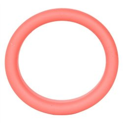 Super Soft Cock & Ball Ring - Red