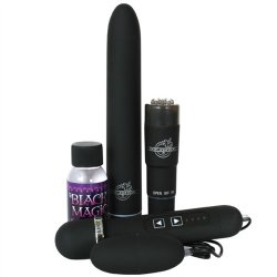 Black Magic Velvet Touch Pleasure Kit