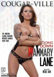 Cougar-Ville: Going Down Mammary Lane Porn Video