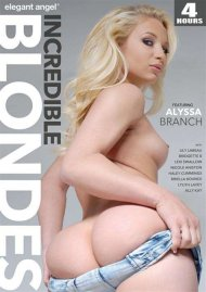 Incredible Blondes Porn Movie