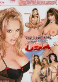 Transsexual Made In The USA Porn Video