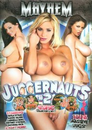 Juggernauts #2 (4-pack)