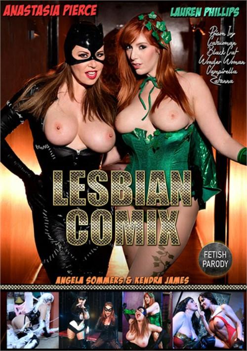 Lesbian Comix