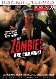 Zombies Are Cumming!, The