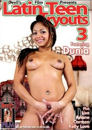 Latin Teen Tryouts 3 Porn Movie