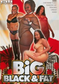 Big, Black & Fat Porn Video