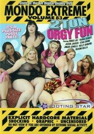 Mondo Extreme 83: 2 Ton Orgy Fun Porn Video