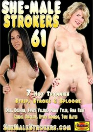 She-Male Strokers 61 Porn Video