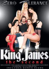 King James: The Second Porn Video