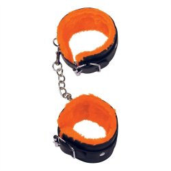 The 9's: Orange Is The New Black Love Cuffs - Ankle Sex Toy