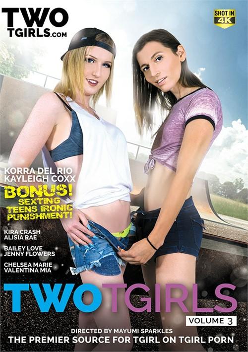 Two TGirls Vol. 3