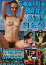 Seattle Hairy Girls 21 & 22