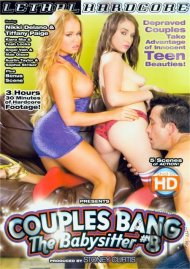 Couples Bang The Babysitter #8