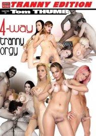 4-Way Tranny Orgy