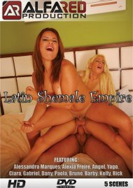 Latin Shemale Empire Porn Video
