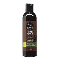 Earthly Body Massage & Body Oil - 8 oz - Nag Champa
