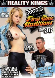 First Time Auditions Vol. 36