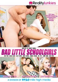Bad Little Schoolgirls Porn Video