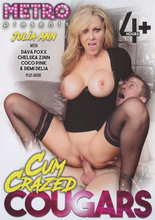 Cum Crazed Cougars