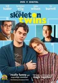 Skeleton Twins, The (DVD + UltraViolet)
