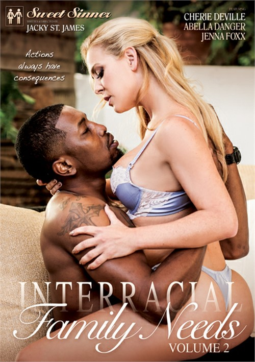 Interracial Family Needs Vol. 2