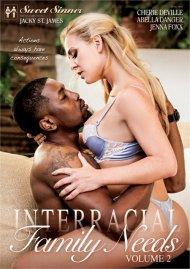 Interracial Family Needs Vol. 2 Porn Video