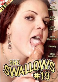 She Swallows #19 Porn Video