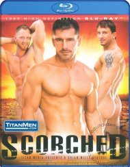 Scorched Blu-ray