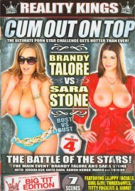 Cum Out On Top: Brandy Talore Vs. Sara Stone