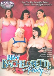 BBW Bachelorette Party #3 Porn Video