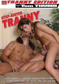 My New Step-Sister Is A Tranny 3