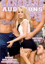 Gangbang Auditions #15 Porn Video