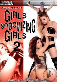 Girls Sodomizing Girls 2 Porn Video