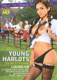 Young Harlots In Detention Porn Video