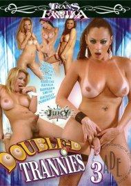 Double-D Trannies 3 Porn Video