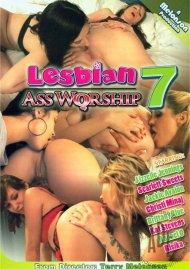Lesbian Ass Worship 7