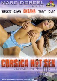 Corsica Hot Sex (French) Porn Video