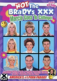 Not The Bradys XXX: Marcia Goes To College!